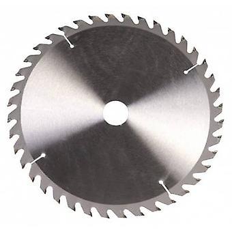 Ferm MSA1028 HSS cirkelzaagblad 255 x 30 x 2 mm aantal KPV: 40 1 PC (s)