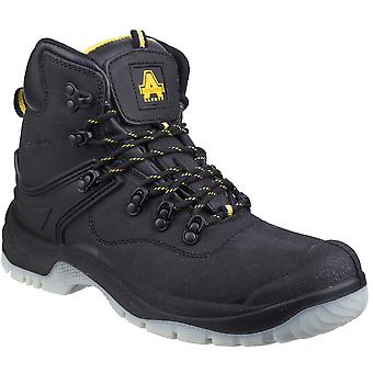 Amblers Safety Mens & Womens FS198 Leather Waterproof Boots