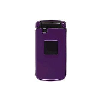 Draadloze oplossing module op Case voor Samsung R460 MyShot II - paars