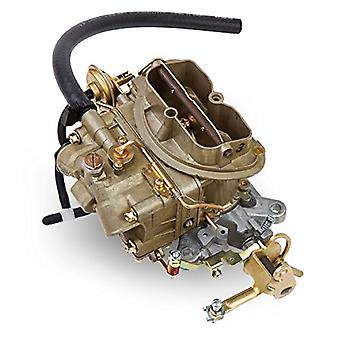 Holley 0-4144-1 350 CFM Center Six-Pack Remote Choke Carburetor