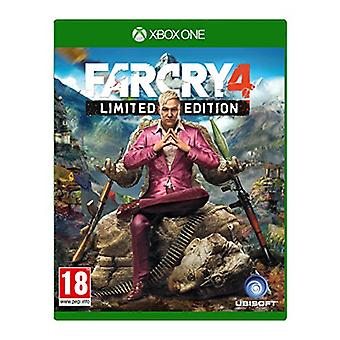 Far Cry 4 - Limited Edition (Xbox One) - New