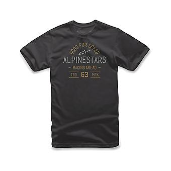 Alpinestars Tribute Kurzarm T-Shirt in schwarz