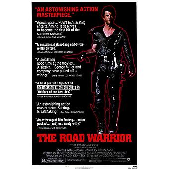Mad Max 2 The Road Warrior Movie Poster (11 x 17)