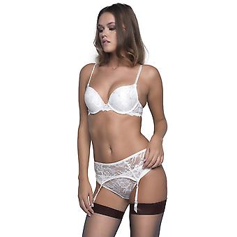 After Eden 10.41.9165 Women's Anna Lace Garter Belt Suspender Belt
