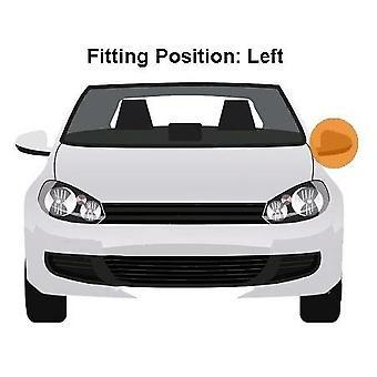 Left Passenger Side Stick-On Mirror Glass For Toyota RAV 4 mk3 2005-2012