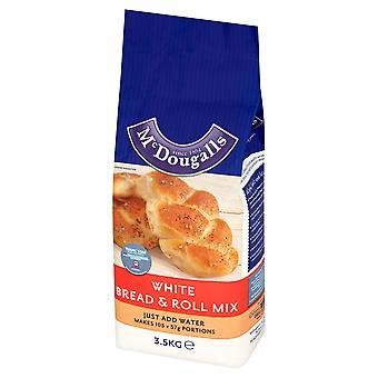 Pane bianco McDougalls e Roll Mix