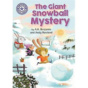 Reading Champion - The Giant Snowball Mystery - Independent Reading Pur