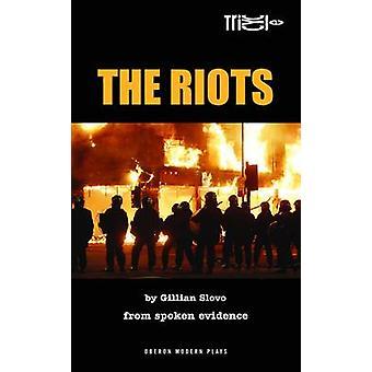 Die Unruhen von Gillian Slovo - 9781849431996 Buch