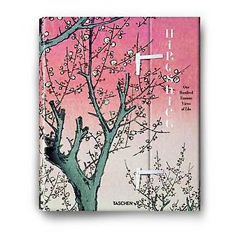 Hiroshige - hundra berömda utsikt över Edo av Hiroshige - Melanie Tre
