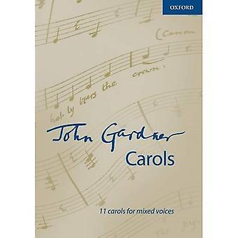 John Gardner Weihnachtslieder: Klavierauszug (Komponist Carol Sammlungen)