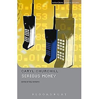 Serious Money: Student Edition (Methuen Student Editions): Student Edition (Methuen Student Editions)