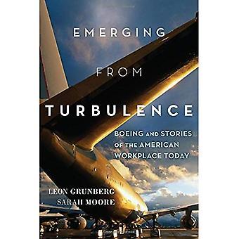 Emergindo de turbulência: Boeing e histórias do local de trabalho americano hoje