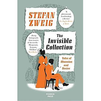 Den osynliga samlingen: Tales av besatthet och lust (skönlitteratur i översättning)