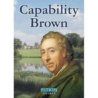 Capability Brown (Pitkin Biographical)