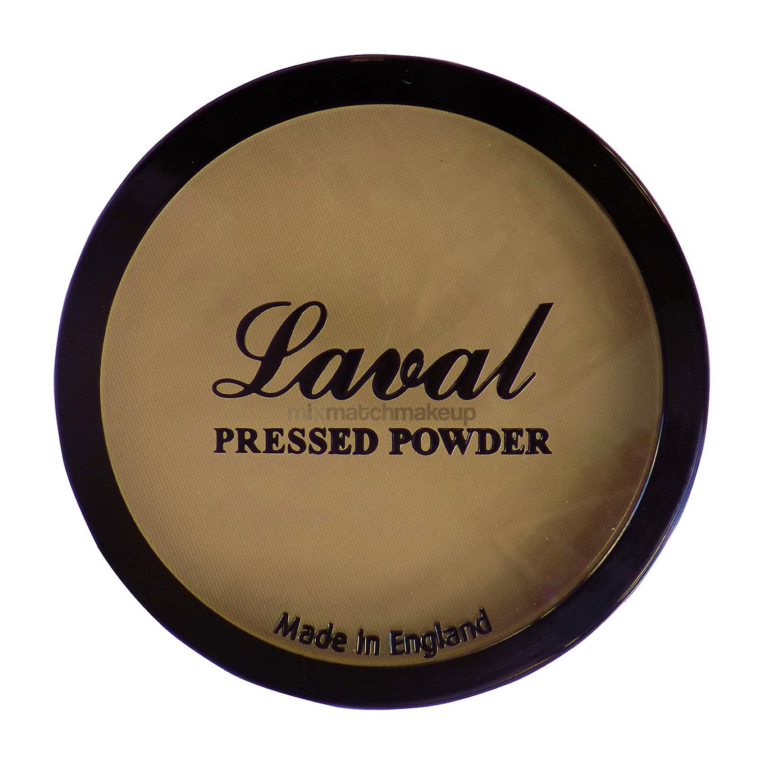 Laval Creme Compact Pressed Face Powder ~ 404 Translucent