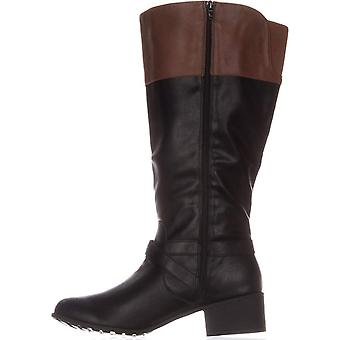 Style & Co. Womens Venesa Closed Toe Knee High Riding Boots