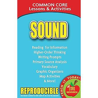 Sound by Carole Marsh - 9780635105998 Book