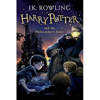 Harry Potter and the Philosopher's Stone by J. K. Rowling - 978140885
