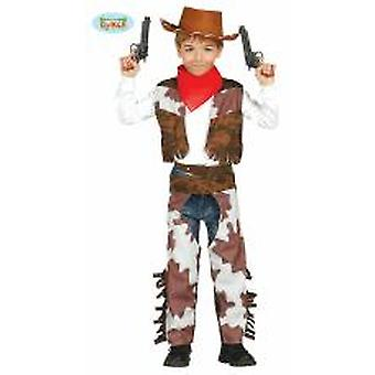Guirca cowboy costume for children girls young Western children costume