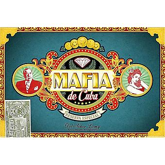 Mafia de Cuba spel 6 tot 12 spelers