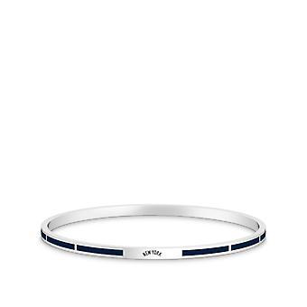 New York Yankees armband i Sterling Silver design av BIXLER