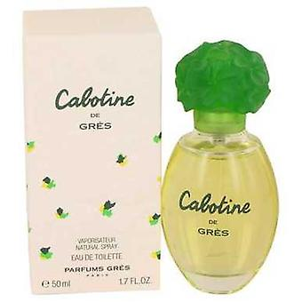 Cabotine By Parfums Gres Eau De Parfum Spray 1.7 Oz (women) V728-412684