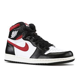 Air Jordan 1 retro hög og ' gym röd '-555088-061-skor