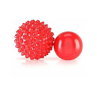 Rocktape RockBalls Twin Pack Precision Spikey & Smooth Trigger Ball Mobility Set