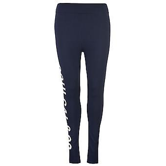 SoulCal Womens stor logo typ tryck leggings damer tights bottnar byxor