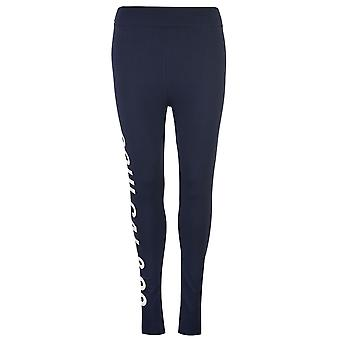SoulCal Womens Large Logo Print Leggings Ladies Tights Bottoms Pants