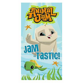 Animal Jam Cotton Towel