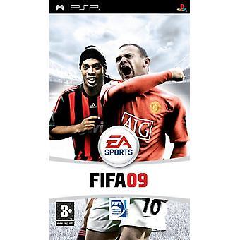 FIFA 09 (PSP)-fabriken förseglad