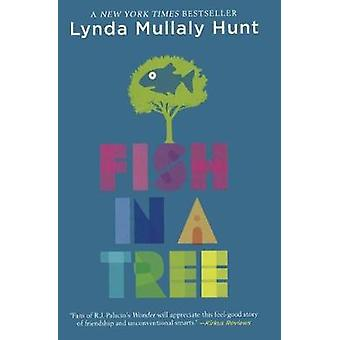 Fish in a Tree by Lynda Mullaly Hunt - 9780606399913 Book