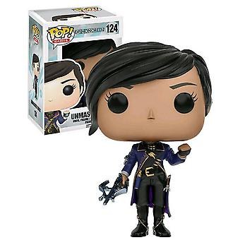 Dishonored 2 Emily Unmasked US Exclusive Pop! Vinyl