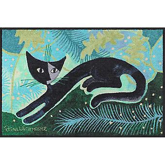 Rosina Wachtmeister doormat Nuovi millefeuille 50 x 75 cm by Salon lion mats washable