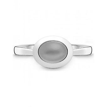 QUINN - Ring - Damen - Silber 925 - Weite 56 - 021513650
