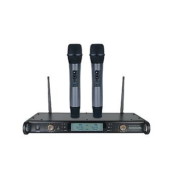 W Audio Dtm600h Twin Handheld Diversity System (ch38)