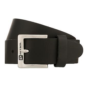 Teal Belt Men's Belt Leather Belt Denim Belt Black 8414