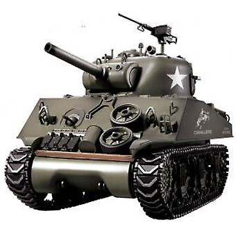 1/16th M4A3 Sherman Remote Controlled Tank With Smoke & Sound 2.4Ghz