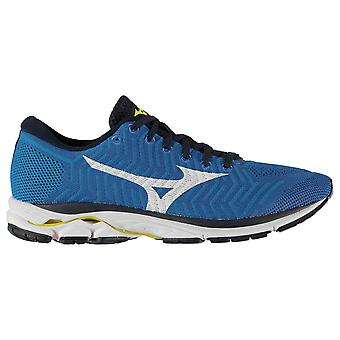 Mizuno Mens Chaussures de course Chaussures synthétiques Trainers Lace Jogging