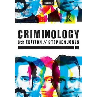 Criminología de Stephen Jones