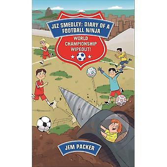 Reading Planet  Jez Smedley Diary of a Football Ninja Wor by Jem Paker