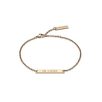 Liebeskind Berlin Women's steel-stainless link bracelet - LJ-0378-B-20