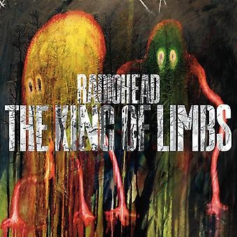 Radiohead - The King of Limbs [CD] USA import