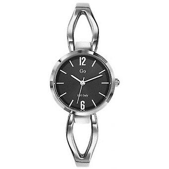 Shows Go Girl Only 695153 - Bracelet and case steel Silver Dial night woman