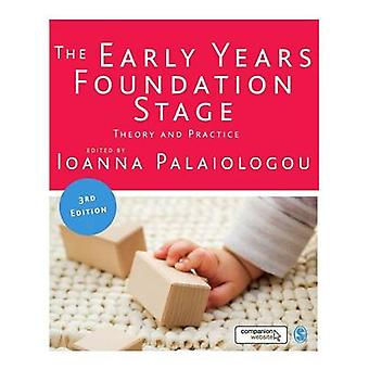The Early Years Foundation Stage by Palaiologou & Ioanna