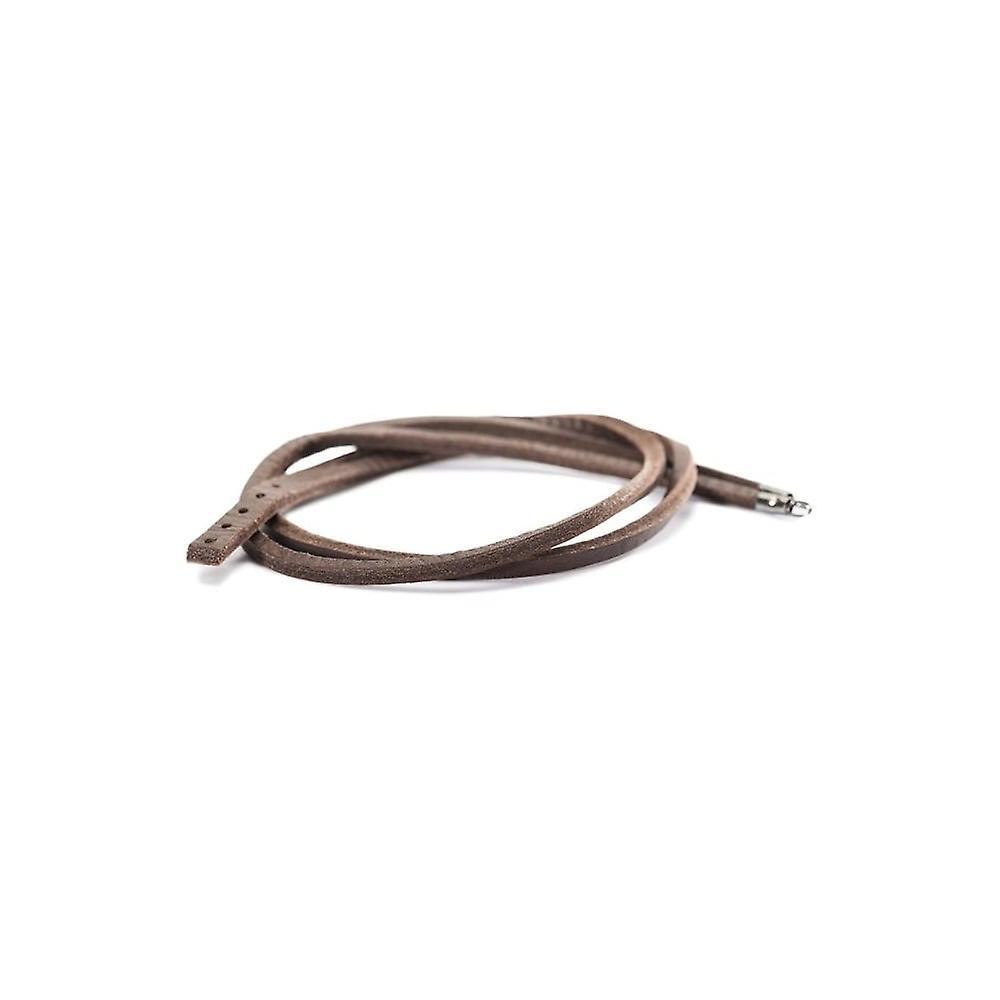Trollbeads Brown Leather Bracelet L5104
