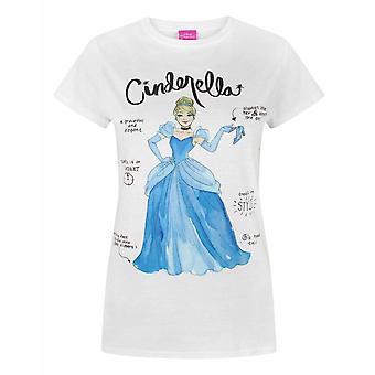 Disney Cenerentola Donne's T-Shirt