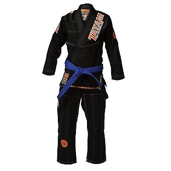 Tatami Fightwear Ladies Estilo 4.0 BJJ GI - Black