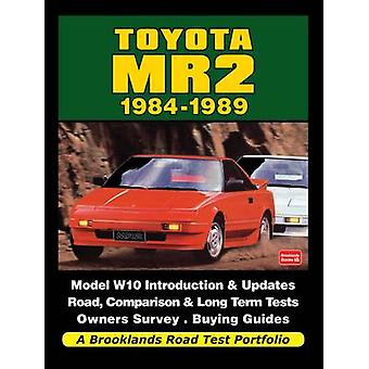 Toyota Mr2 19841989 Road Test Port by Edited by R M Clarke
